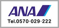 全日本空輸(ANA)Tel.0570-029-222