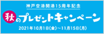 神戸空港15周年記念プレゼントキャンペーン